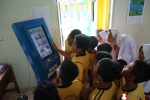 perpustakaan digital, digitalisasi pendidikan