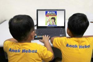 sekolah online, digitalisasi sekolah, aplikasi belajar online