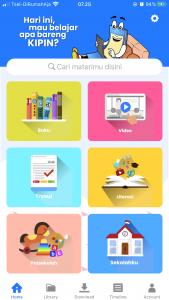 aplikasi belajar online, sekolah online, digitalisasi sekolah
