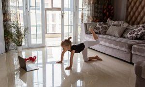 senam anak perkembangan motorik kecerdasan motorik
