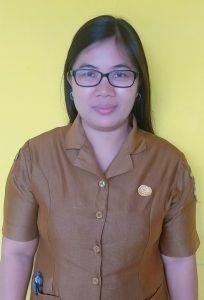 Veronica Dewi Sartika, S. Pd. SD Guru Kelas 1 SDN 13 Nanga Pinoh