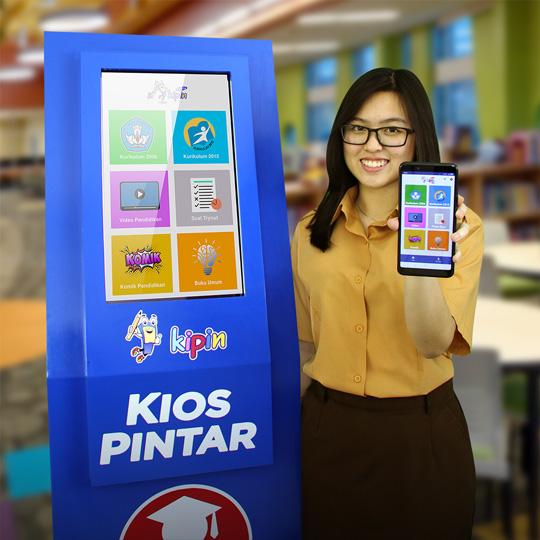 Kios Pintar oleh Pendidikan.id